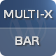 Multi-X Bar Plugin